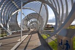Puente de Arganzuela Imagen de archivo libre de regalías