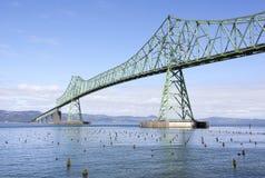 Puente de Astoria Imágenes de archivo libres de regalías