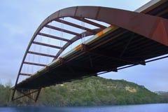 Puente de Austin 360 Pennybacker Imagen de archivo libre de regalías