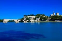 Puente de Aviñón Imagenes de archivo