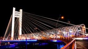 Puente de Basarb imagenes de archivo