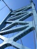 Puente de Ben Franklin Fotos de archivo libres de regalías