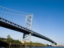 Puente de Benjamin Franklin Imagen de archivo libre de regalías
