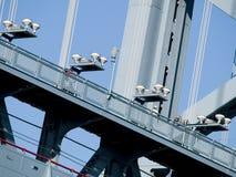 Puente de Benjamin Franklin Imágenes de archivo libres de regalías
