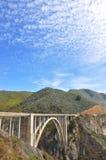 Puente de Bixby Fotos de archivo libres de regalías