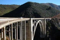 Puente de Bixby Foto de archivo
