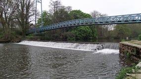 Puente de Blandford Imágenes de archivo libres de regalías