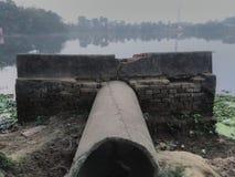 Puente de Boken Imagen de archivo