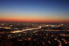 Puente de Bosphorus Foto de archivo