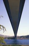 Puente de Bosphorus foto de archivo libre de regalías