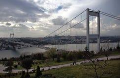 Puente de Bosphorus Imagen de archivo