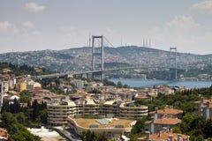Puente de Bosporus Imagenes de archivo