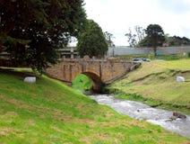 Puente de Boyaca Fotografering för Bildbyråer