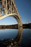 Puente de Britannia Fotografía de archivo
