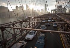Puente de Brooklyn Fotografía de archivo libre de regalías