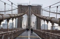 Puente de Brooklyn Manhattan, jork nowy fotografía de archivo libre de regalías