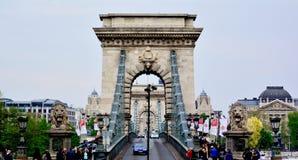 Puente de Budapest Imagen de archivo