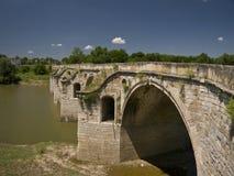 Puente de Byala Foto de archivo