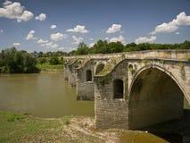 Puente de Byala Fotos de archivo
