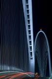 Puente de Calatrava Imágenes de archivo libres de regalías