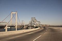 Puente de Carquinez Imagen de archivo libre de regalías