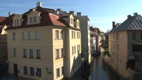 Puente de ChaRTes, Praga metrajes