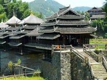 Puente de Chengyang Foto de archivo libre de regalías