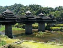 Puente de Chengyang Fotos de archivo