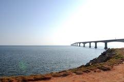 Puente de Condederation Fotos de archivo libres de regalías