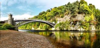 Puente de Craigellachie Imagen de archivo libre de regalías