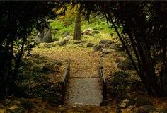 Puente de deseos Imagen de archivo