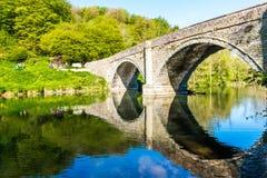 Puente de Dingham Imagenes de archivo