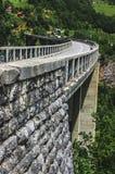 Puente de Djurdjevic imagen de archivo libre de regalías