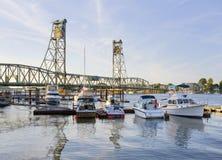Puente de drenaje conmemorativo Imagenes de archivo