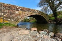 Puente de Ehen en Egremont Foto de archivo