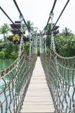 Puente de ejecución Foto de archivo libre de regalías