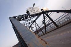 Puente de elevación de Stillwater Imagenes de archivo