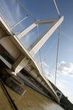 Puente de Elizabeth (en Budapest en Hungría) Imagen de archivo