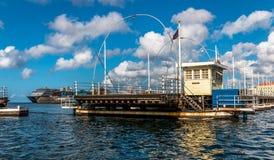 Puente de Emma Pontoon Fotos de archivo libres de regalías