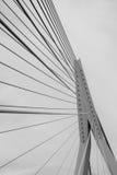Puente de Erasmus imagen de archivo
