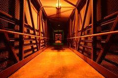 Puente de Erie Imagen de archivo libre de regalías