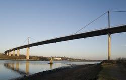 Puente de Erskine Fotografía de archivo libre de regalías