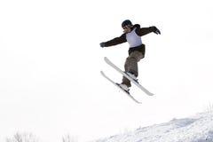 Puente de esquí imágenes de archivo libres de regalías