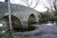 Puente de Exebridge Fotografía de archivo libre de regalías
