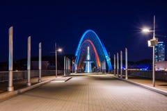 Puente de Expro en Daejeon, imagen de archivo libre de regalías