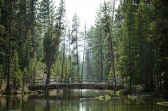 Puente de Fall River Imágenes de archivo libres de regalías