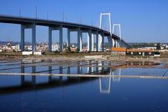 Puente de Figueira Imagen de archivo