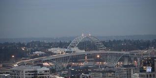Puente de Fremont Imagen de archivo