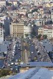 Puente de Galata, Estambul Fotos de archivo