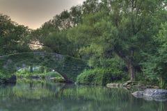 Puente de Gapstow Foto de archivo libre de regalías